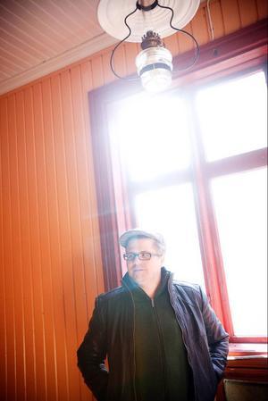 Martin Johanssonär föreställningensregissör.