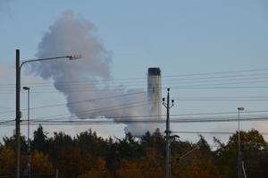kraftvärmeverket i Västerås ryker