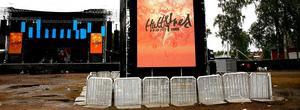 Hultsfredsfestivalen gick även i år med förlust och nu väntar ett sparpaket som hotar hela festivalens existens.