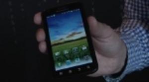 Webb-tv:  Motorola Atrix - del 1
