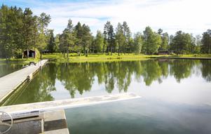 Ett sommarfagert Önsjön. Foto: Håkan Luthman