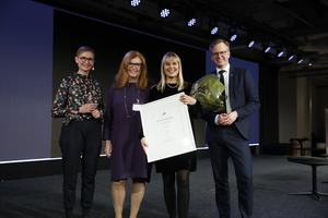 Foto: Ulf Berglund. Stora Turismpriset 2017 vann företaget Artipelag.