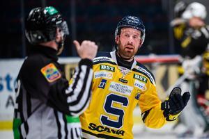 Foto: Bildbyrån. Stefan Gråhns karriär som SSK-spelare är över. Nu väntar en ny roll inom SSK:
