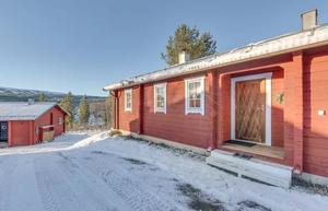 Ett fritidshus i Sälens by kom på tionde plats på Dalarnas Klicktoppen för vecka 49. Foto: Ludwig Forsberg