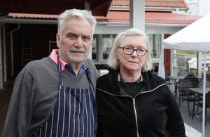Det blev bara en säsong vid golfkrogen även för krögarparet Per och Monica Hägerstrand.