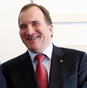 Förr beskrev statsminister Stefan Löfven M-utspel om flyktingströmmar till Sverige som