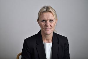 Ann-Christine From Utterstedt, riksdagsledamot för Sverigedemokraterna. Foto: Henrik Montgomery / TT