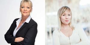 Den digitalisering som i allmänhet innebär större frihet för individen kan innebära motsatsen för kvinnor som lever med våld i nära relationer, skriver Helena Englund och Sara Skoog Waller, Liberala Kvinnor Gävleborg.