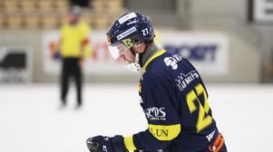 Fredrik Eriksson bröt samma handled igen.