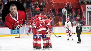 Timrå IK har fått förstärkning. Michael Parks ansluter till laget. Bild: Bildbyrån/Liiga.