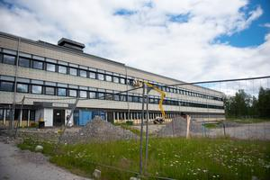 I augusti slår Örnsköldsviks nya högstadieskola upp sina portar. Höglidenskolan är en sammanslagning av Högland- och Sörlidenskolans högstadium.