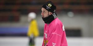 Filip Mörkdal storspelade mot VSK men det räckte inte. Hammarby föll med uddamålet, 4–5, på Zinkensdamm.  Foto: Arkiv
