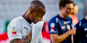Carlos Strandberg, målskytt i förlusten mot IFK Norrköping. Bild: Johan Bernström/Bildbyrån