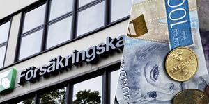 """""""Hej, du har fått för mycket pengar"""" lyder budskapet från Försäkringskassan till en förälder i Ludvika."""