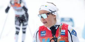 Stina Nilsson missar landslagslägret på grund av en skada.