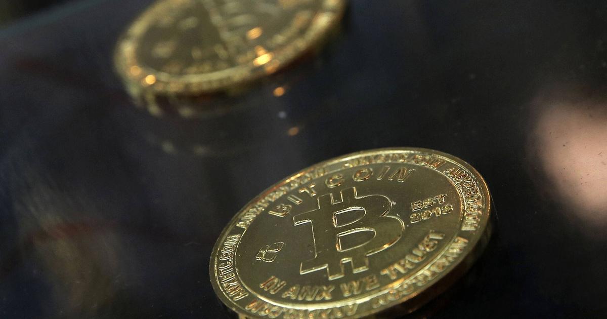 Bitcoins berg-och dalbana fortsätter