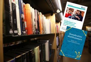 Två olika biblioteksutredningar, en statlig och en kommunal, är ute på remiss. Foto: Tomas Karlsson