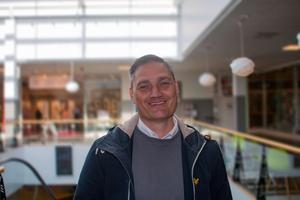 Daniel Holmvin – ny kommunchef, men gammal Salabo.