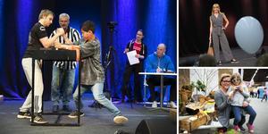 I helgen arrangerades den tredje upplagan av Mittsverigemässan.