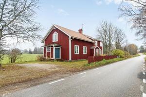 Findla missionshus lockar flest klick på Hemnet. Foto: Svensk Fastighetsförmedling.