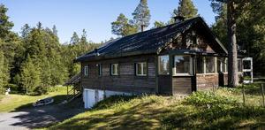 På Annersia, närmare bestämt i Böle, återfinns denna femrumsvilla. Foto: Mikael Frisk.