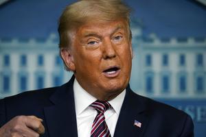Donald Trump vägrar att acceptera en förlust. Han riskerar att orsaka stor oreda innan han tvingas lämna Vita Huset.