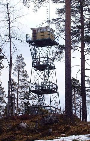 Ägandet av Sösjös utsiktstorn övergår i sommar till bystugeföreningen.