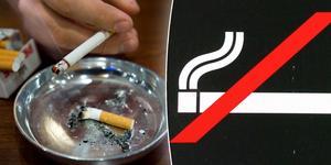 Det är inte bara uteserveringarna som påverkas av det nya rökförbudet. Foto: Claudio Bresciani, Ingvar Karmhed
