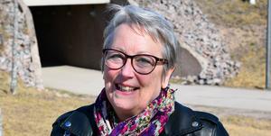Maggie  Sjöström har tagit sig genom en mörk tunnel av oro och sorg.