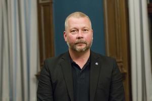 Lars Stål (M) svarar på ledaren om Faxeholmen. Arkivfoto