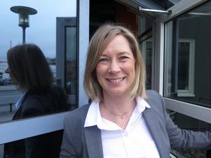 Paula Ahlander, vd Office IT-Partner i Jönköping och Tranås.