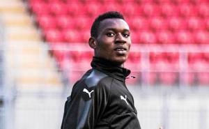 Isaac Boye – 14 mål på 30 matcher för Umeå FC.
