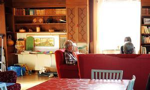 Socialnämnden planerar att flytta den dagliga verksamheten för dementa från Öhlinska villan till det nya särskilda boendet på Prästgärdet.