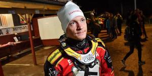 Fredrik Lindgren missar den individuella SM-finalen.