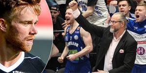 Dennis Widgrens favoritlag i basket heter Jämtland Basket. Därför finns han på plats i kväll när klubben skriver historia och spelar sin första semifinalmatch någonsin.