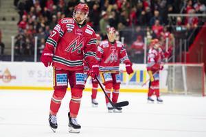 Magnus Häggström har kamperat ihop med Björklund i många Modomatcher. Bild: Erik Mårtensson/Bildbyrån