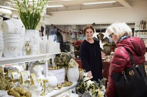 Veronica Westlings butik Smaksak har nyöppnat i Cupolen, Birsta.