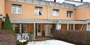 Huset på Djäkneberget är veckans mest klickade. Foto: Alertus Fastighetsbyrå