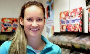 Jessica Sandström.