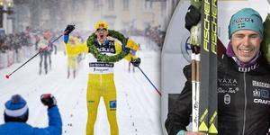 Tore Bjørseth Berdal vann Vasaloppet för första gången. Bob Impola lyckades inte följa upp fjolårets sensationella andraplats utan blev 30:e man. Foto/arkivfoto: TT