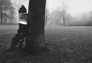 Vad det beror på att orosanmälningarna av barn i Sundsvall ökar så kraftigt  är oklart.  Bild: Ingvar Karmhed/TT
