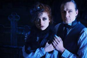 Happy Jankell och Tomas Åhnstrand medverkar i Teater Barbaras nya