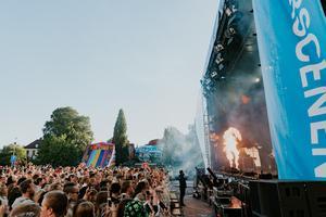 En gigantisk Västeråspublik såg LBSB ge en mycket speciell spelning på Cityfestivalen 2018.