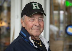 Benno Ruda, 74 år, pensionär, Sundsvall
