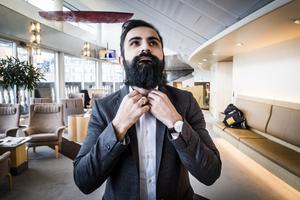 Hanif Bali, riksdagsledamot för Moderaterna. Foto: Magnus Hjalmarson Neideman / SvD / TT