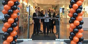 Synoptik öppnade sin nya butik i Nynäshamn. Foto: Pressbild