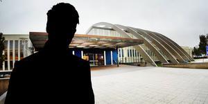 En Borlängebo i 20-årsåldern är misstänkt för våldtäkt vid Maserhallen.