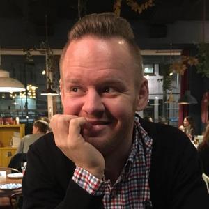 Johanni Sandén, DT.