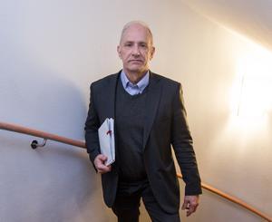 Mats Nordberg (SD) hoppas hoppas orka gå upp i tid för julottan.