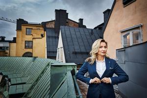Skribenten har synpunkter på Ebba Busch och KD:s strategi. Foto: Simon Rehnström / SvD / TT